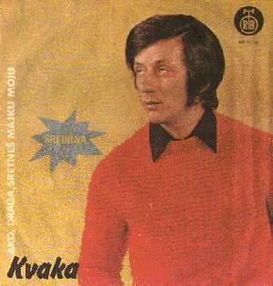 Bora Spuzic Kvaka izgleda ko da priziva duhiove.