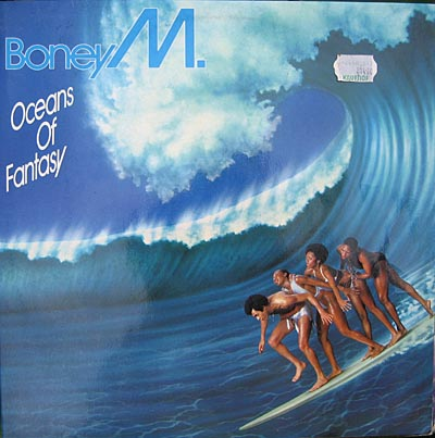 Boney M Riding the Wave