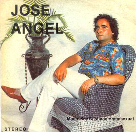 Latino Christian Homosexuals unite around Jose Angel.