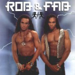 Raw and untamed -- Rob & Fab are the Nubian gods of pop