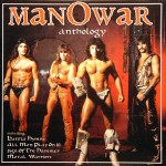 Manowar look like ready for a pride parade on this album cover.