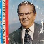 Josip Broz Tito Album cover for Tito, mladost, Revolucija