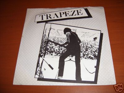 Trapeze album cover