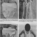 Make a tank top from old underwear