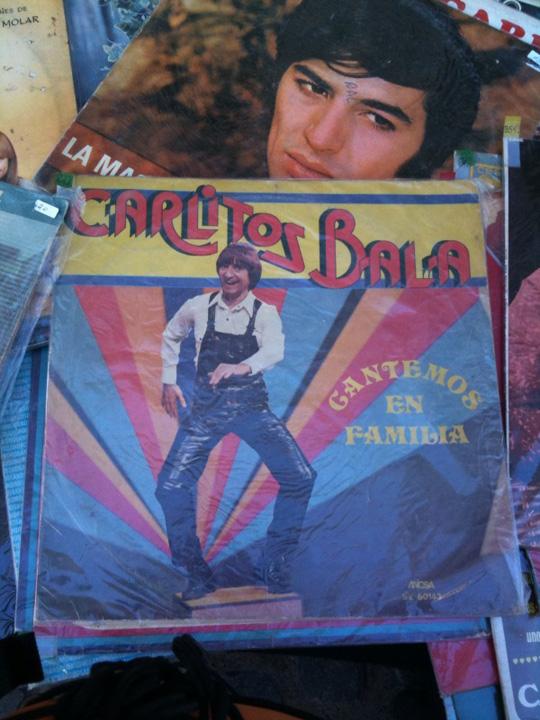 Carlitos Bala Record