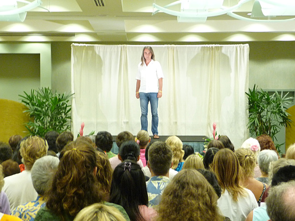 Braco the Gazer is a Croatian New Age  healer